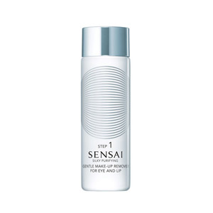 Sensai Silky Purifying Gentle Make-Up Remover for Eye & Lip