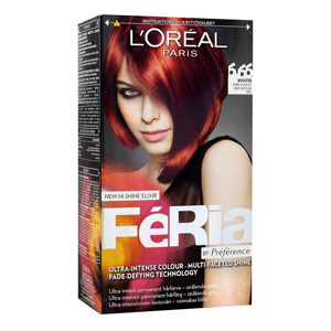 L'Oréal Paris Féria By Préférence