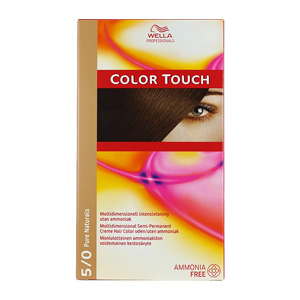 Wella Color Touch Hårtoning