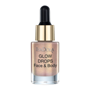 IsaDora Glow Drops Face & Body Golden